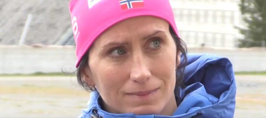 Marit Björgeiä ei ole testattu seitsemään kuukauteen
