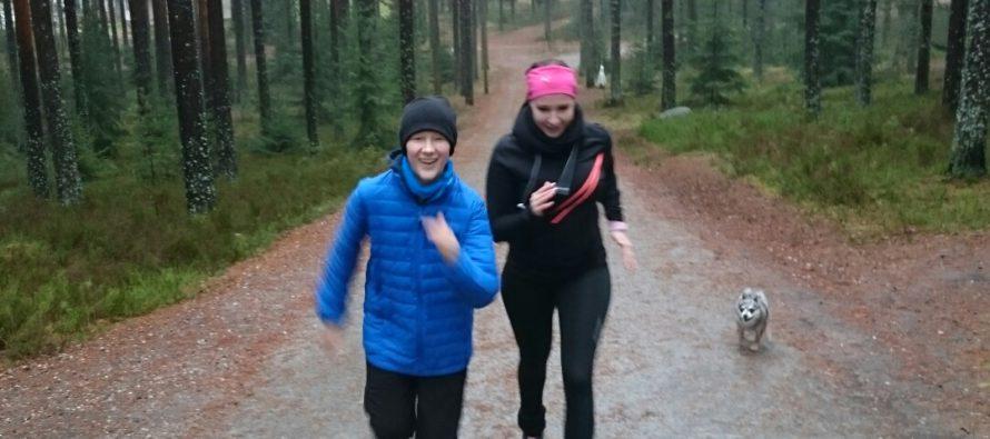 Pia Sarkkinen: Lasten ja nuorten liikkuminen