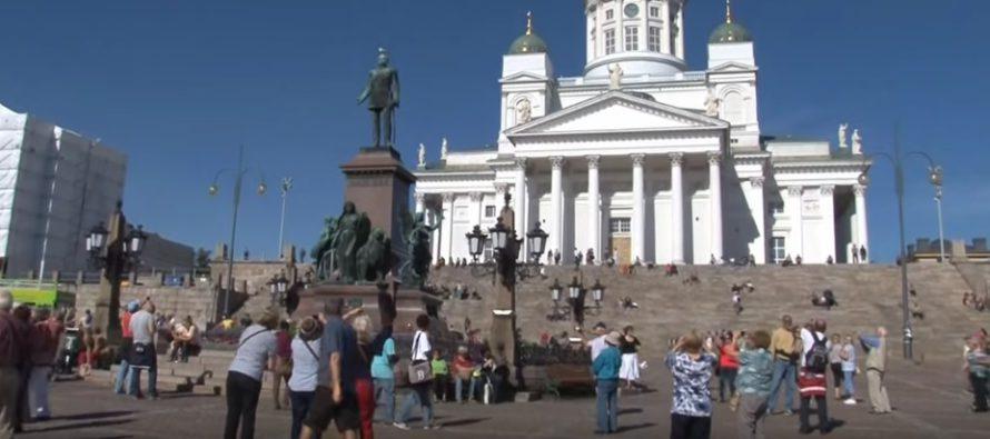 Viro ja Suomi ovat köyhyystaulukossa samalla sijalla
