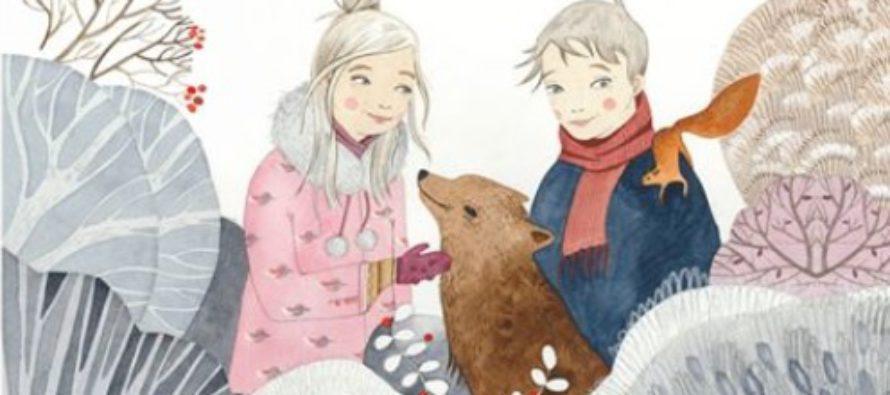 Virolaiseen joulufilmiin yrittävät tuhannet lapset päästä!