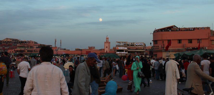 Helena-Reet: 5 NÄHTÄVYYTTÄ, joissa Marokon Marrakechissa suosittelen ehdottomasti käymään + Matkakuvat!
