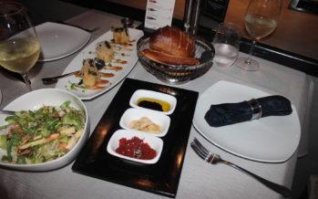 Israelin matkablogi: Helena-Reet – israelilainen keittiö on monipuolinen! + pari sanaa kosher-ruoasta! LISÄTTY KUVIA MATKALTA!