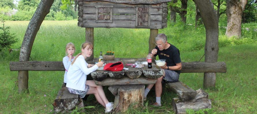 Helena-Reet Ennet lähtee Etelä-Viroon – KATSO, mitä kaikkea on mahdollista tehdä 23 tunnin kuluessa! VALOKUVIA!
