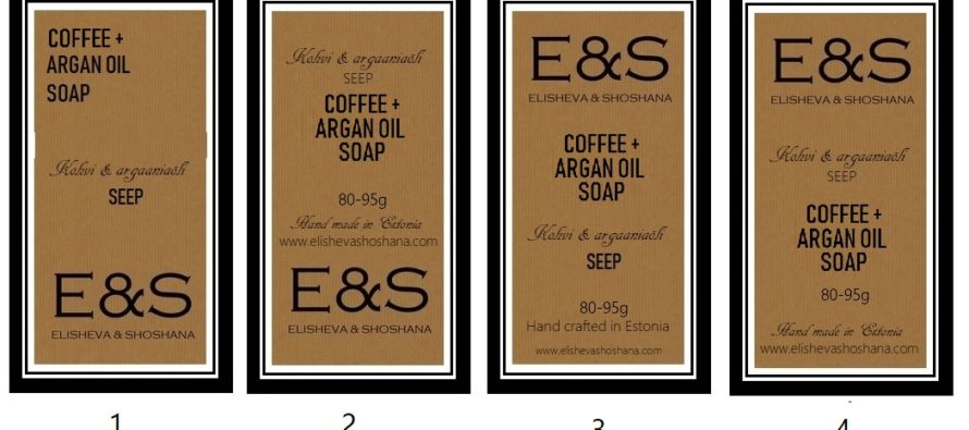 Helena-Reet: Elisheva & Shoshanan kehittely – saippuan valmistaminen, etiketit, reseptit
