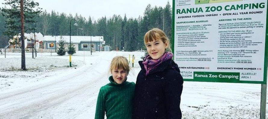 Helena-Reet: Lasten kanssa autolla Suomen ympäri (VOL8 – Rovaniemeltä Ranuan, Pudasjärven ja Puolangan kautta Kajaaniin) + VALOKUVAT!