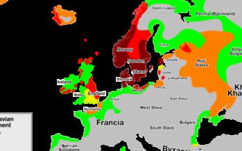 PERUSTEELLINEN KATSAUS: Keitä muinaisskandinavialaissyntyiset viikingit olivat ja milloin ns. viikinkiaika oli?