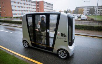 E-Viron neuvosto: Itseohjaavat ajoneuvot odottavat lainmuutosta