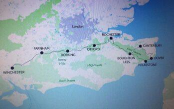 Info, kuvagalleria, videot: PYHIINVAELLUS tai aktiivinen retki luonnossa: Winchester-Winchester-Canterbury tai Winchester-Dover (n. 241 km, 11 päivää) + Lisätty 2 hengen vähimmäisbudjetti!