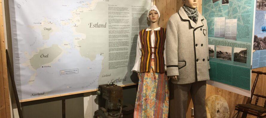 Viro: Rantaruotsalaisten museo Haapsalussa (Vironruotsalaisten museo Virossa) + VALOKUVAT!