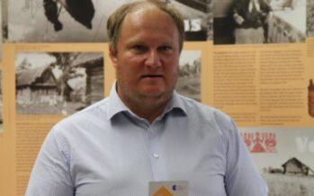 """MIHIN SUUNTAAN kulkee ns. """"näyttelyiden trendi""""? NordenBladetin kanssa keskustelee Viron kansallismuseon näyttelyjohtaja Kristjan Raba"""