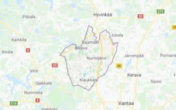 Suomi: Suomen Nurmijärven kunta ja Klaukkala kylä + KUVAT!